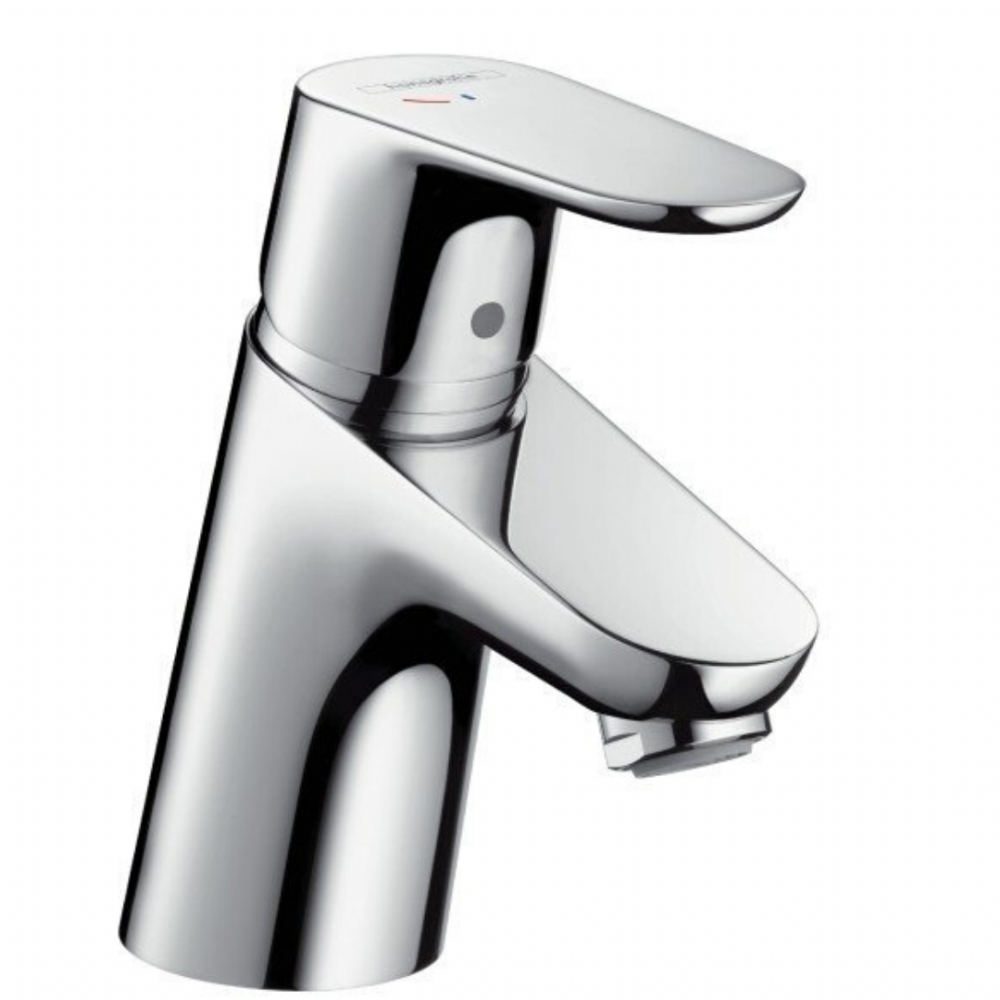 Hansgrohe Focus WT  70  Low Flow Single Lever Basin Mixer With Waste Set - Model 31951000